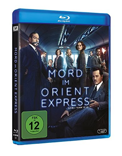 Mord im Orient Express [Blu-ray] - 2