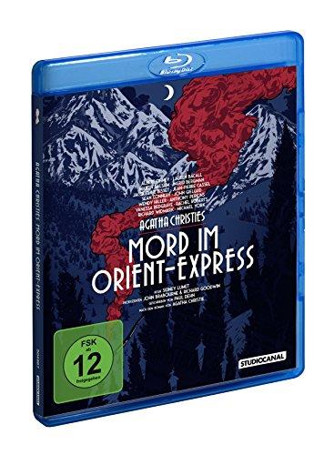 Mord im Orient-Express - Agatha Christie [Blu-ray] - 2