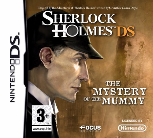 Sherlock Holmes: The Mystery Of The Mummy [UK Import]