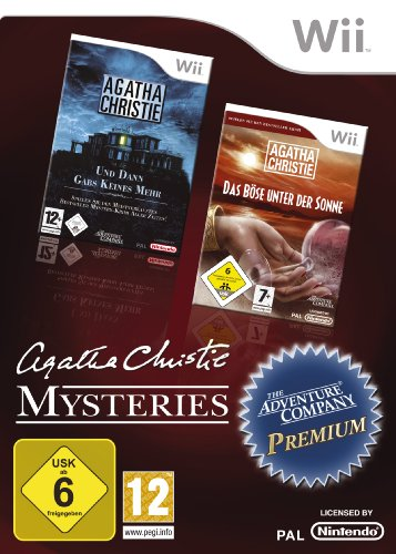 Agatha Christie - Mysteries
