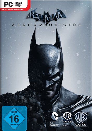 Batman: Arkham Origins - [PC]