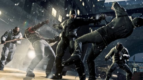Batman: Arkham Origins - [PC] - 4