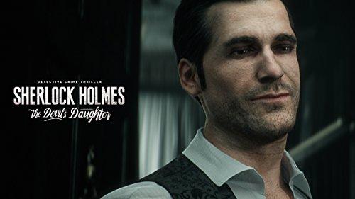 Sherlock Holmes - The Devil's Daughter - 4