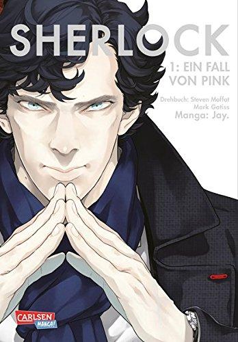 Sherlock 1: Ein Fall von Pink