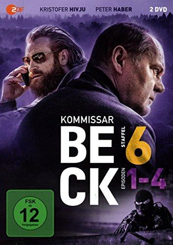 Kommissar Beck Staffel 6 [2 DVDs]