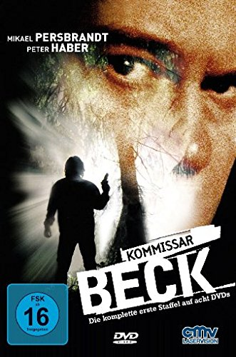 Kommissar Beck - Staffel 1 [8 DVDs]