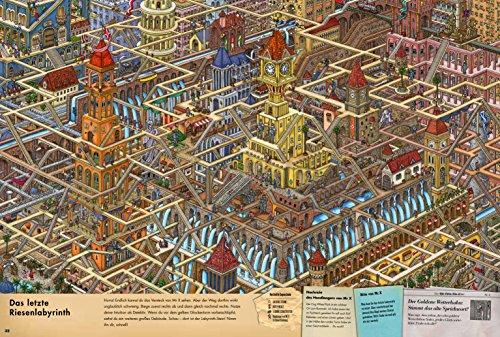 Pierre, der Irrgarten-Detektiv: Die Suche nach dem gestohlenen Labyrinth-Stein - 6