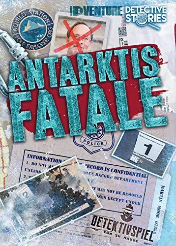 iDventure Detective Stories-Fall 2: Antarktis Fatale