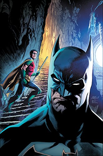 Batman Detective Comics: The Rebirth Deluxe Edition
