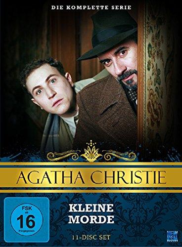 Agatha Christie - Kleine Morde [11 DVDs]