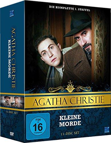 Agatha Christie - Kleine Morde [11 DVDs] - 2