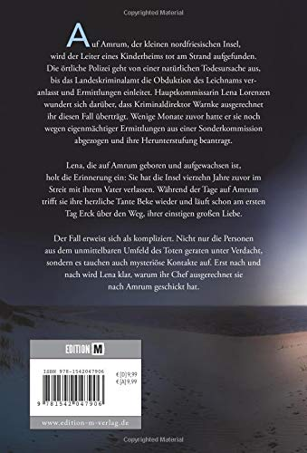 Der Tote im Strandkorb (Die Inselkommissarin, Band 1) - 2