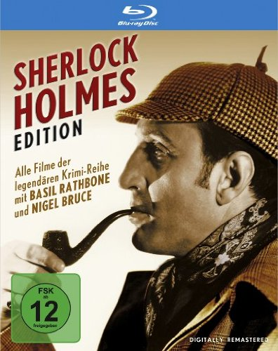Sherlock Holmes Edition [Blu-ray] [Special Collector's Edition]