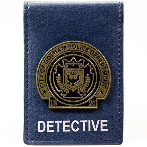 Geldbörse DC Comics Batman Gotham City Detective Abzeichen
