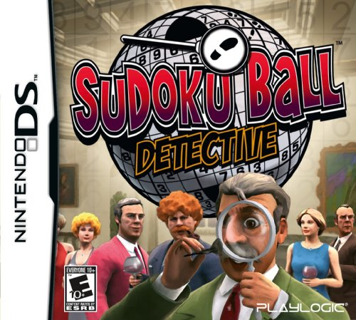 Sudoku Ball Detective [DVD-AUDIO]