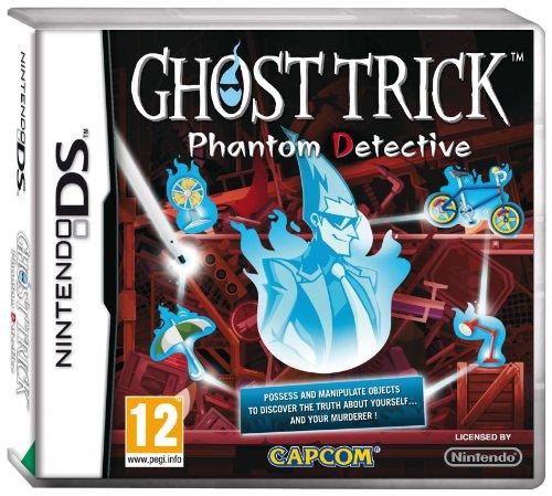 Ghost Trick: Phantom Detective [Pegi]