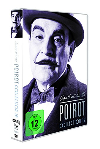 Agatha Christie - Poirot Collection 12 [5 DVDs] - 3