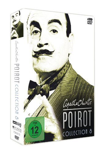Agatha Christie - Poirot Collection 08 [4 DVDs] - 2
