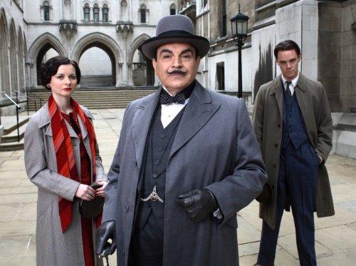 Agatha Christie - Poirot Collection 10 [4 DVDs] - 3