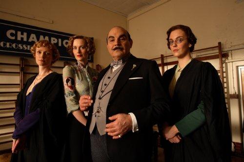 Agatha Christie - Poirot Collection 10 [4 DVDs] - 5