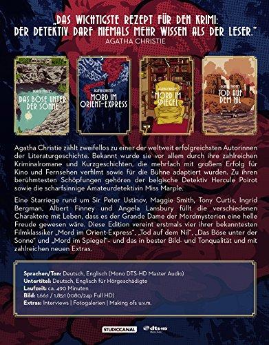 Agatha Christie Edition [Blu-ray] - 3
