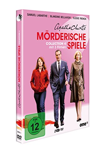 Agatha Christie - Mörderische Spiele - Collection 4 [2 DVDs] - 2