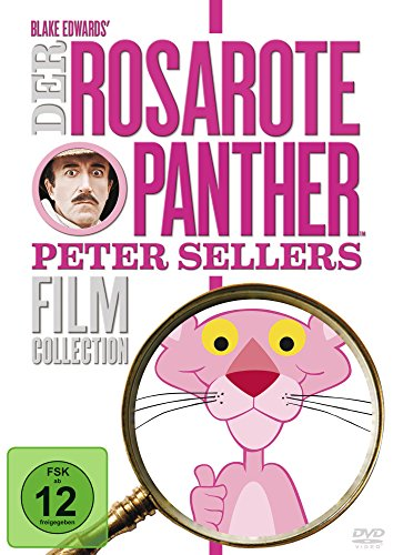 Der Rosarote Panther - Peter Sellers Collection [5 DVDs]