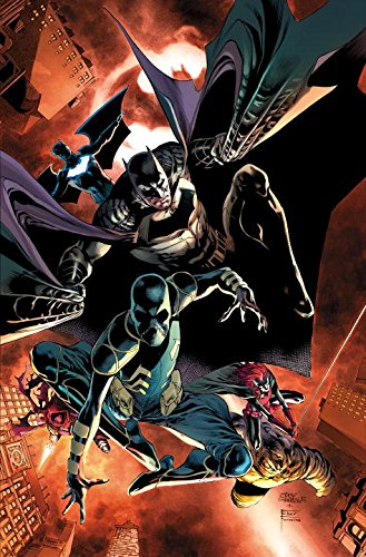 Batman: Detective Comics: The Rebirth Deluxe Edition Book 2