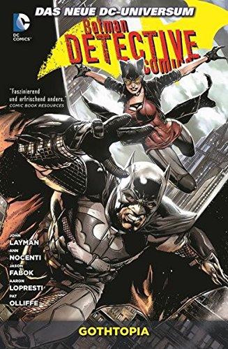 Batman - Detective Comics: Bd. 5: Gothtopia