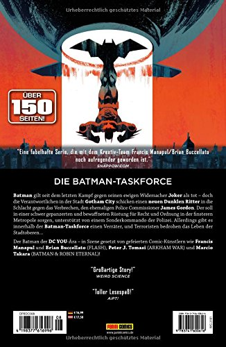 Batman - Detective Comics: Bd. 8: Die Batman-Cops - 2