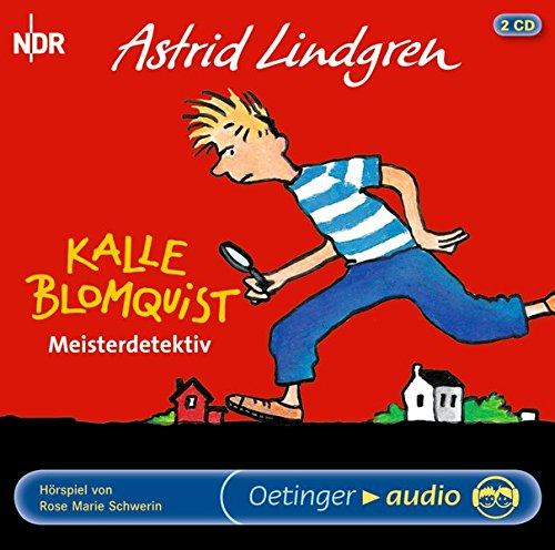 Kalle Blomquist Meisterdetektiv: Hörspiel