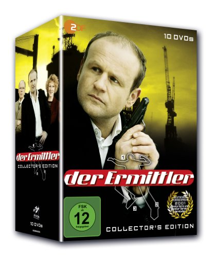 Der Ermittler (Collector's Edition, 10 Discs)
