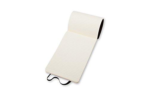 Moleskine Reporter-Notizblock Pocket, Softcover, liniert, schwarz - 4