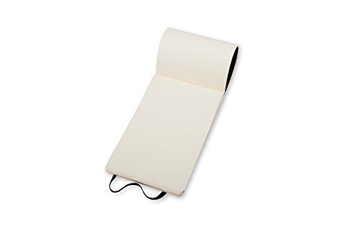 Moleskine Reporter-Notizblock Pocket, Softcover, blanko, schwarz - 2