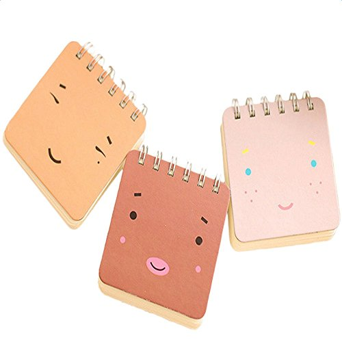 wicemoon Cartoon PocketBook 3 in 1 Set