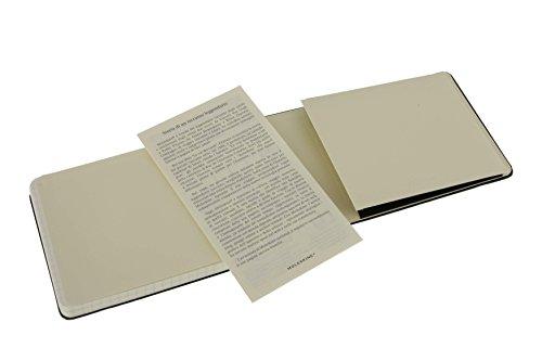 Moleskine Reporter-Notizblock Pocket, Hardcover, kariert, schwarz - 4